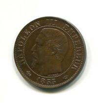 FRANCE 1855A 5 CENTS  (02)