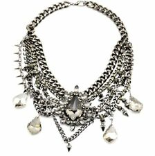 Collana donna party OUTFIT Chocker STATEMENT FESTE Y39