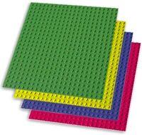 ** Base Maxi 24 x 24 cm ** costruzione Brick Line by Lima KBM01 Lego compatibile