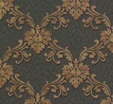 Erismann Vliestapete Eterna Tapete 5798-15 579815 Barock grau bronze (3,42€/1qm)