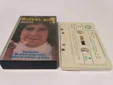 Miguel Rios Recuerdos Versiones Originales 1980 Hispavox Cassette