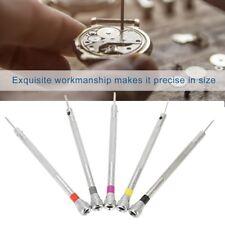 5PC/S Screwdriver Eyeglasses Watch Jewelry Watchmaker Repair Precision Tool Kit