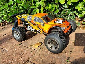 HPI Nitro Rush Evo Nitro RC Car
