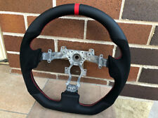 Nissan GT-R GTR R35  Alcantara Gt spec flat bottom steering wheel Sydney Stock