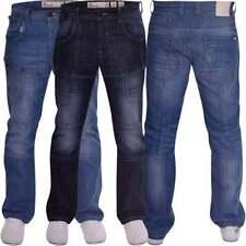 Crosshatch Cargo, Combat Regular Jeans for Men