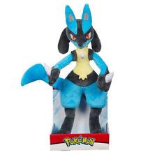 Pokemon peluche Lucario 30cm ORIGINALE Pokemon Lucario
