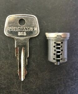 Yakima SKS Lock Cores &/OR Replacement Keys OEM A131 A132 A133 A134 A135 Control