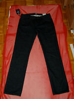 "NWT PRPS GOODS & CO Demon mens Slim Mid Rise black jeans tag sz 31 W 32.5"" $188"