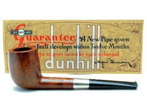 DUNHILL pipe pipa 烟斗 pfeife DUKE STREET S.W Root briar unsmoked
