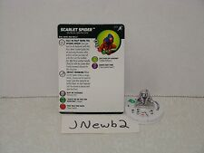 HeroClix Marvel Superior Foes of Spider-Man Sketch Uncommon LARGE Lot!!!!