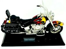 Harley Davidson Telephone by Telemania Official Harley Item Flame Tank & Fender
