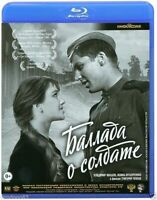 Ballad of a Soldier/ Баллада о солдате (1959) (Blu-ray, Remastered) Russian
