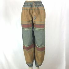 Boho Indian Alladin Hippie Gypsy Harem Yoga Baggy Pant Cotton 3