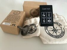 ForeverSpin - Cast Iron Spinning Top - Original Box, Card, Bag