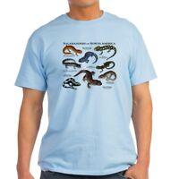 CafePress Salamanders Of North America Light T Shirt Light T-Shirt (621759177)
