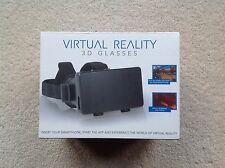 Virtual Reality Headset (3D Glass) - For 3D Viewing on up to 6 inch Smartphones
