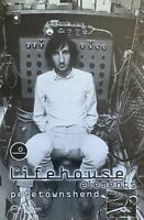 Pete Townshend Lifehouse Elements Double Sided Original Promo Poster 24 X 36