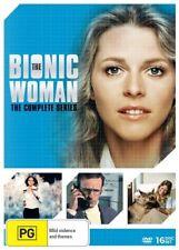 The Bionic Woman (DVD, 2017, 14-Disc Set)