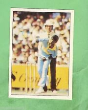 Cricket Trading Cards Scanlens India