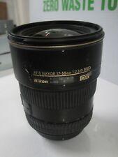 Nikon AF-S NIKKOR 17-55mm f2.8 G ED Lens