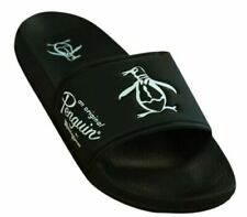 Sandalias y chanclas de hombre playa negra
