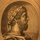 Marcus Aurelius Art Print.  Ancient Rome