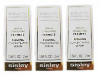 Sisley L'integral Firming Concentrated Serum 0.06oz 2ml Each New In Box Set Of 3