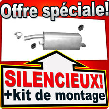 Silencieux Arriere FORD FIESTA V MAZDA 2 1.6 16V 2001-2007 échappement PRX