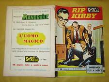 RIP KIRBY SUPPLEMENTO AL SUPER ALBO N°102 SETTEMBRE 1964 14° AVVENTURA