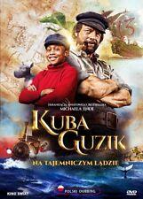 Kuba Guzik na tajemniczym lądzie  DVD  - POLISH RELEASE - POLSKIE WYDANIE