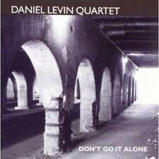 Daniel Levin - Don't Go It Alone [New CD]