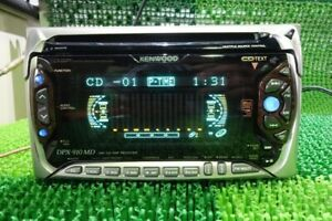 Psi KENWOOD 2Din Size CD MD Receiver DPX-910MD Dish That Isavailable