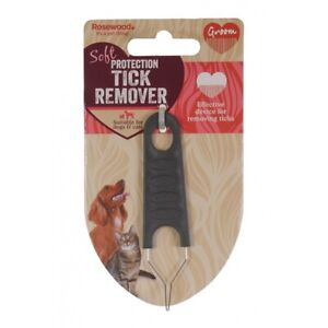 Soft Protection Salon Tick Remover Small Animal Pet Dog Cat Grooming Accessories