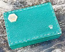 ROLEX Vintage Watch Box OYSTER QUARTZ
