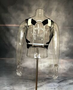 Boba Fett Jetpack Aluminum Harness Complete With Straps. Fully Assembled
