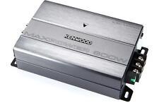 Kenwood KAC-M3001 Marine Boat Compact Mono 600W Digital Power Amplifier