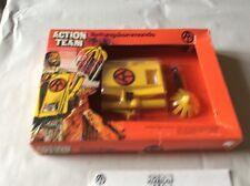 "GI Joe Action Team ""RETTUNGS-KOMMANDO"" 1970 HASBRO NEW IN BOX"