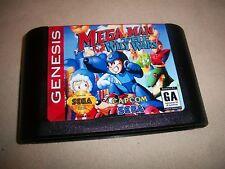 Kein Einfrieren Mega Man Megaman: die gerissenen Kriege 1 2 3 Willy Tower SEGA GENESIS NTSC