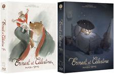 Ernest & Celestine - Blu-ray Full Slip Limited Edition (2015) / Plain Archive