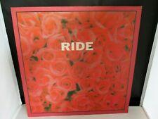 "RIDE RECORD VINYL 12"" LP - CRE 072T- CREATION RECORDS"