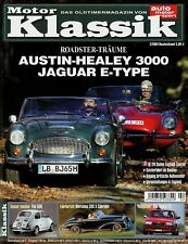 5183MK Motor Klassik 2/04 2004 Mercedes 300 S Cabriolet A Alfa 75 Fiat 500