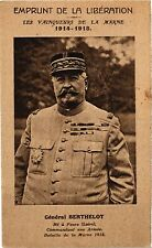 CPA General BERTHELOT. Militaire (287103)