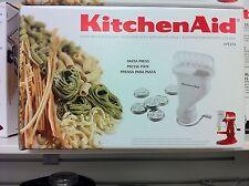 KitchenAid KSMPEXTA Pasta Press Attachment with 6 Interchangeable Pasta Plates