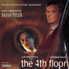 The 4th Fourth Floor - OST [2000]   Brian Tyler   CD