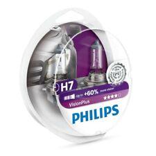Philips VisionPlus H7 bis zu 60% mehr Licht Halogenlampe 129