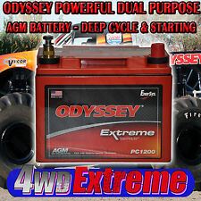 ODYSSEY PC1200MJT HIGH PERFORMANCE DRY CELL BATTERY AGM RACE DRAG CAR PC1200