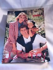 Spring & Summer 1993  JC Penney Catalog