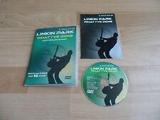 LINKIN PARK - WHAT I'VE DONE (10 MINUTE TEACHER DVD + GUITAR TAB BOOKLET)