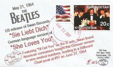 "VERY LAST 21 MAY '64 Beatles US Release Swan Records ""Sie Liebt Dich"" #5of5Cover"