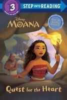 Quest for the Heart [Disney Moana] [Step into Reading]